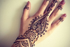 Mehndi training course