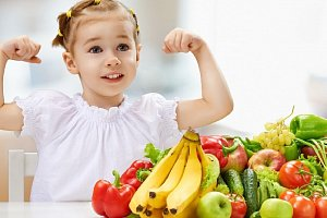 Child nutrition course